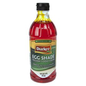 Durkee Egg Shade (Yellow) Food Coloring 16oz.