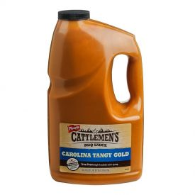 Cattleman's Carolina Tangy Gold BBQ Sauce, 1 gallon