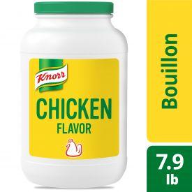 Knorr Bouillon Powder Caldo De Pollo 7.9 lb.