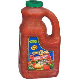 Ortega Mild Picante Sauce - 128 oz