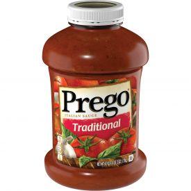 Prego Plain Spaghetti Sauce - 67 oz