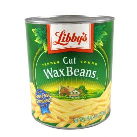Libby's Fancy Wax Beans - 101oz