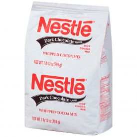 Nestle Dark Hot Chocolate Mix 1.75lb.