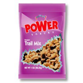 Power Snacks Snack Mix Sweet Trail Mix - 1oz