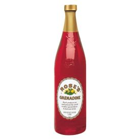Rose's Grenadine Pet 33.8oz
