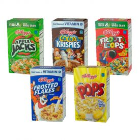 Kellogg's® Total Assortments Single Serve Fun Packs .85oz.