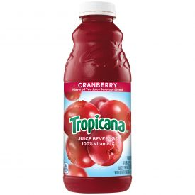 Tropicana Cranberry Cocktail 32oz.