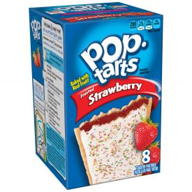 Kellogg's® Frosted Strawberry Pop-Tarts 14.7oz.