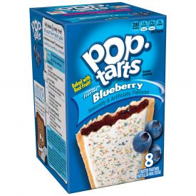 Kellogg's® Frosted Blueberry Pop-Tarts 14.7oz.