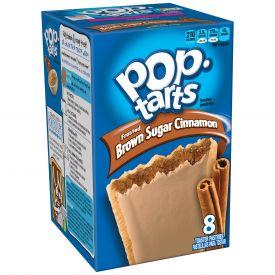 Kellogg's® Frosted Brown Sugar Cinnamon Pop-Tarts 14oz.