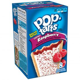 Kellogg's® Raspberry Pop-Tarts 14.7oz.