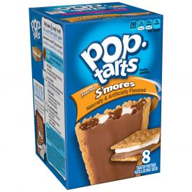 Kellogg Pop-Tarts Frosted Smores 14.7oz.
