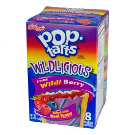 Kellogg Pop-Tarts Wild Berry 15.2oz.