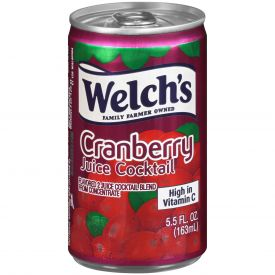 Welch's Cranberry Juice Cocktail 5.5oz.