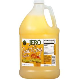 Jero Sweet and Sour Mix 128oz.