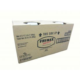 Frymax Golden Supreme Deep Frying Oil 17.5lb.