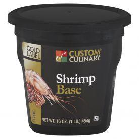 Gold Label Shrimp Base - 1 lb