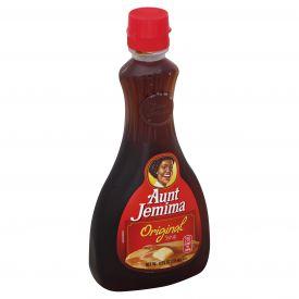 Aunt Jemima Original Syrup 12oz.