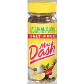Mrs. DashSalt Free Original Blend - 6.75 oz