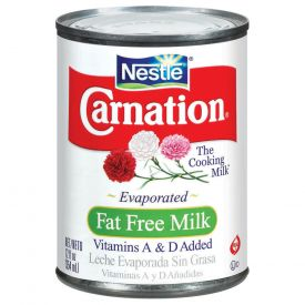 Nestle Carnation Evaporated Fat-Free Milk 12oz.