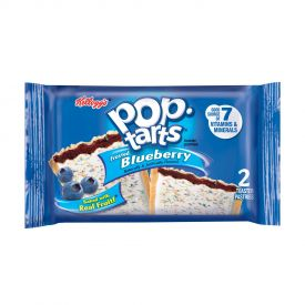 Kellogg's Frosted Blueberry Pop-Tarts 3.67oz