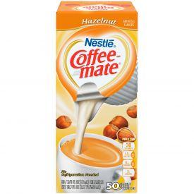 Coffee-Mate Hazelnut Liquid Creamer .375oz.