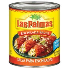 Las Palmas Enchilada Sauce - 102 oz