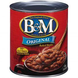 B&M Orignal Baked Beans - 116oz