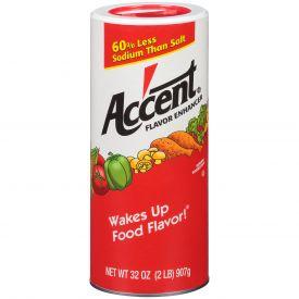 Accent Flavor Enhancer - 2 lb