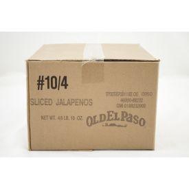 Old El Paso Sliced Jalapeno Peppers - 106oz