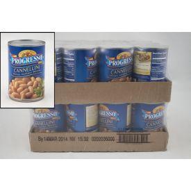 Progresso® Cannellini White Kidney Beans 15oz.