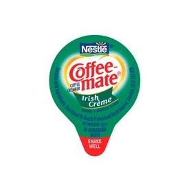Coffee-Mate Irish Creme Liquid Creamer .375oz.