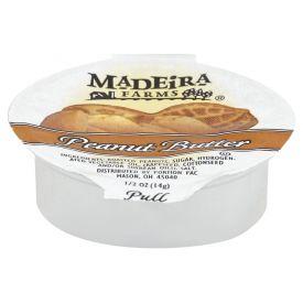 Madiera Farms Peanut Butter Spread 0.5oz.