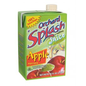 Orchard Splash Apple Juice 46oz.