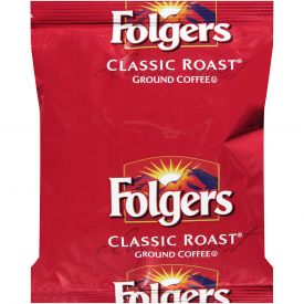 Folgers Ground Regular Urn Flaked Coffee 6.3oz.