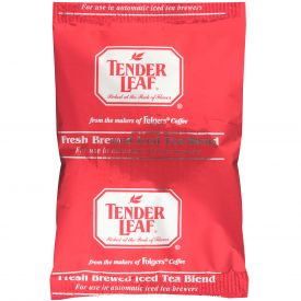 Tender Leaf Premium Iced Tea with Filters 3oz.