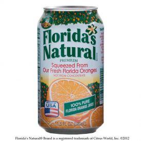 Florida's Natural Orange Juice 11.5oz.