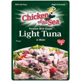 Chicken Of The Sea Premium Light Tuna Pouch 43oz.
