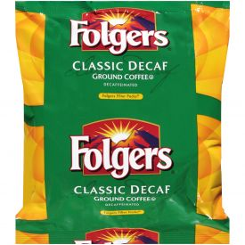 Folgers Coffee Decaf Filter Pack 0.9oz.