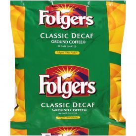 Folgers Coffee Decaf Filter Pack 1.5oz.