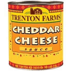Chef-Mate Trenton Farms Cheddar Cheese Sauce -106 oz