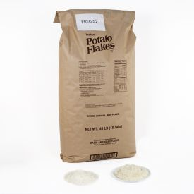 BAF Low Sodium Potato PearlFlakes - 40lb