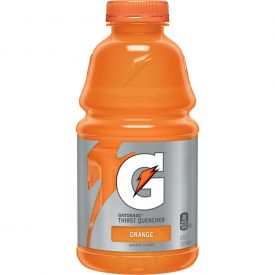 Gatorade Thirst Quencher Orange 32oz.