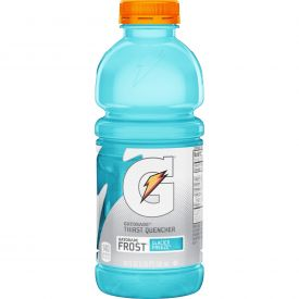 Gatorade Thirst Quencher Frost Glacier Freeze 20oz.