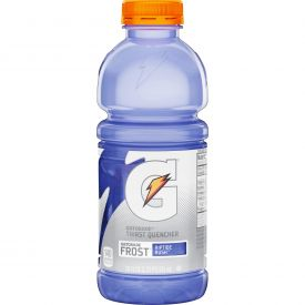 Gatorade Thirst Quencher Frost Riptide Rush 20oz.