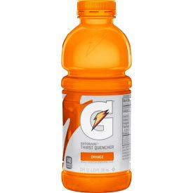 Gatorade Thirst Quencher Orange 20oz.