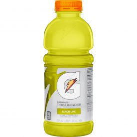 Gatorade Thirst Quencher Lemon-Lime 20oz.