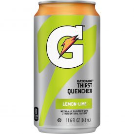 Gatorade Lemon Lime Can 11.6oz.