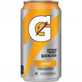 Gatorade Orange Can 11.6oz.