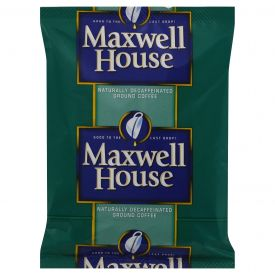 Maxwell House Decaf Super High Yield Coffee 1.25oz.